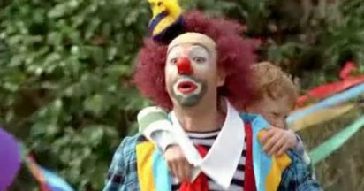Crackers The Clown In Yellow Pages