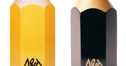 D&AD Awards Black and Yellow Pencils for 2009