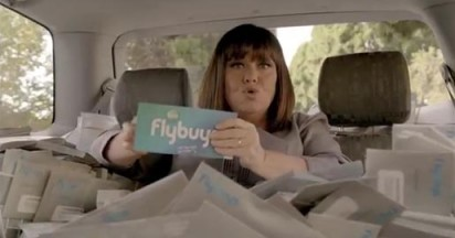 Dawn French Introduces New FlyBuys