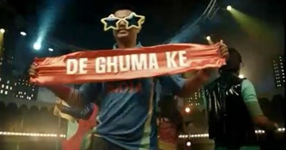 ICC World Cup Anthem De Ghuma Ke