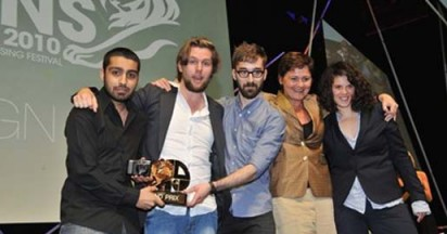Design Lions at Cannes 2010
