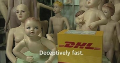 DHL Deceptively Fast Freeze in Unison