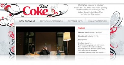 Diet Coke Films By Australian Directors