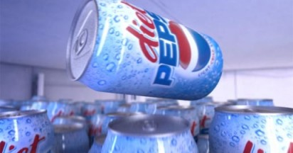 Diet Pepsi fuels After Hours Dancing Cans