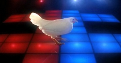 Domino's Techno Chicken Dance