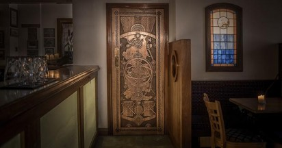Doors of Thrones in Ireland