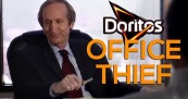 Doritos Office Thief