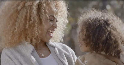 Dove Love Your Curls