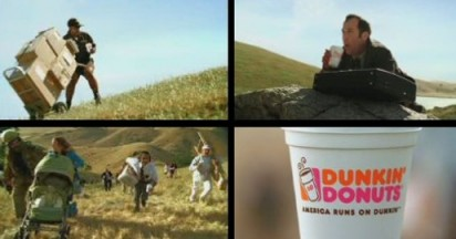Dunkin Donuts in Uphill Battle