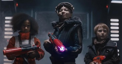 Duracell Rebel Kids Save Christmas