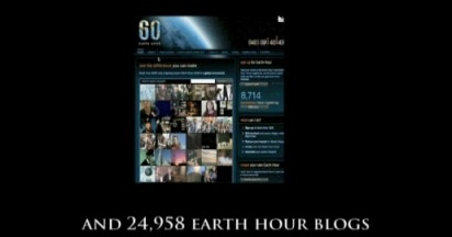 Earth Hour Gone Viral