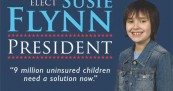 Elect Susie Flynn for Childrens Health Insurance