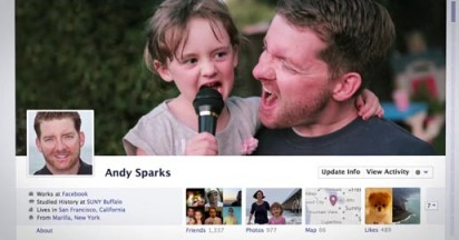 Facebook Introduces New Timeline