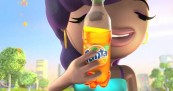 Fanta Less Serious Globally
