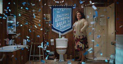 Febreze Bathroom Break with Odor Odes