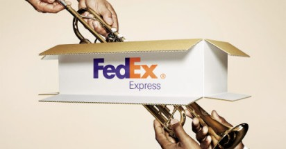 Fedex Express Through The Box