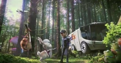 Fedex Enchanted Forest
