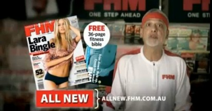 All New FHM for the Modern Man