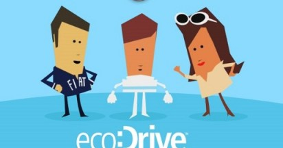 Fiat eco:Drive for Driving Efficiency