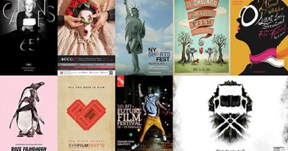Film Festival Posters 2012