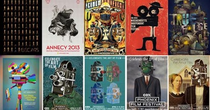 Film Festival Posters 2013