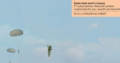 Financial Times Essential for Corps