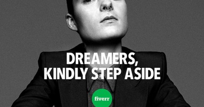 In Doers We Trust – Fiverr challenges dreamers