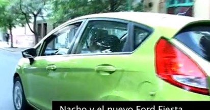 Ford Fiesta Twittered in Argentina