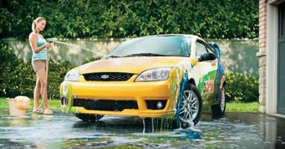Ford Focus Carwash For Life In Canada