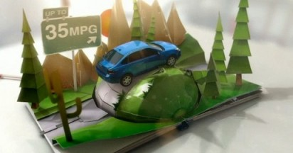 Ford Focus Pop Up