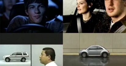 "Four Car Commercials That Really Have ""It"""
