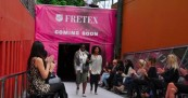 Salvation Army Fretex Surprise Catwalk