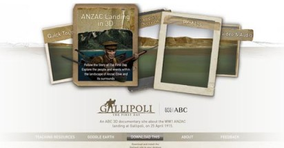 Gallipoli The First Day