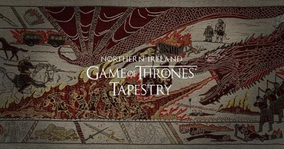 Game of Thrones Tapestry in Northern Ireland