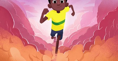 Gatorade Boy who learned to fly – Usain Bolt