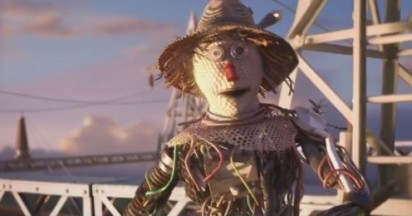 General Electric Scarecrow