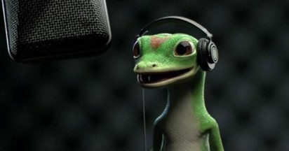 Geico Gecko Podcast Interview