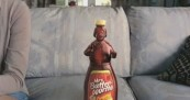 Geico and Mrs Butterworth