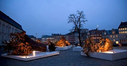 Ghost Forest in Copenhagen and London