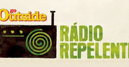 Go Outside Repellent Radio