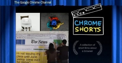 Google Chrome Shorts Online at YouTube