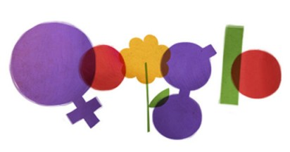 Google International Womens Day Doodle