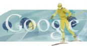 Google Vancouver Winter Olympic Doodles