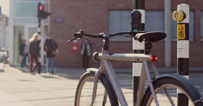 Google Self Driving Bicycle