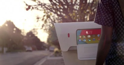 Google Smartbox by Inbox