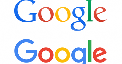 Google logos and fonts redesigned