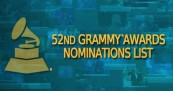 Music Videos Nominated for 2010 Grammy Awards