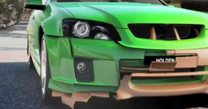 Holden Ute Evolution Ends Here