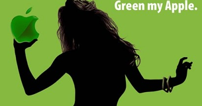 Green My Apple Campaign
