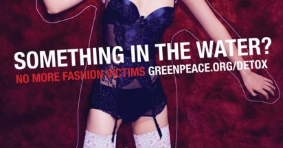 Greenpeace Toxic Fashion Stitch Up